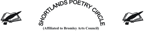 Shortlands Poetry Circle logo
